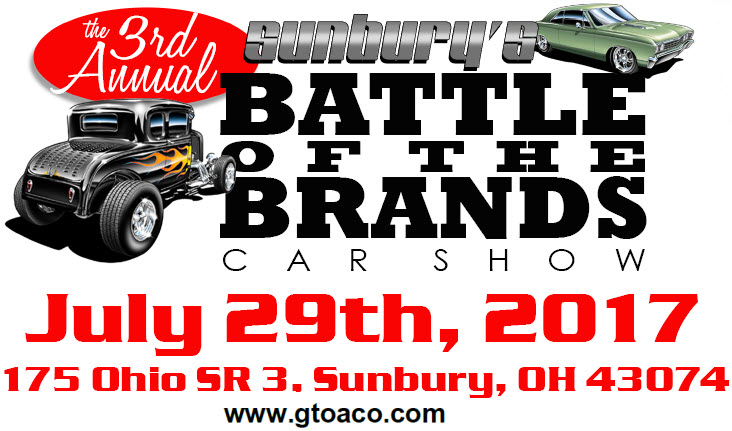 3rd Battle of the Brands